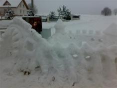 Sněhová tvrz