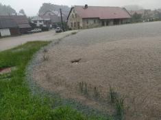 povodně červen 2020